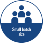 Small Batch size to give personal attention is one of the main focus at Career Solution Academy (CSA) Gateforum